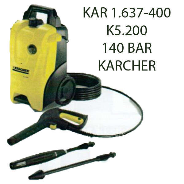 karcher idropulitrice 140 bar 460 l h k kar k. Black Bedroom Furniture Sets. Home Design Ideas